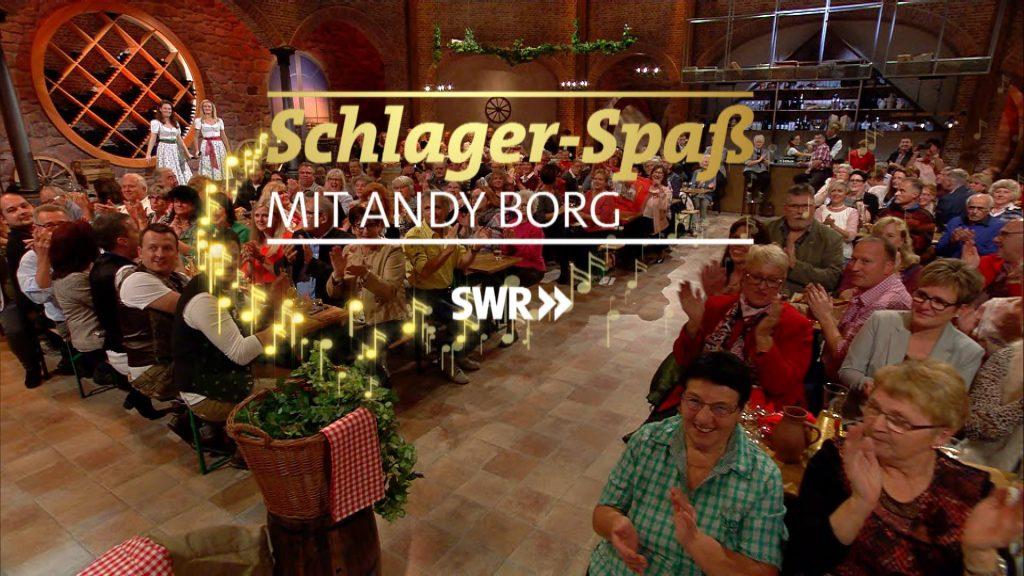 Schlager-Spaß mit Andy Borg